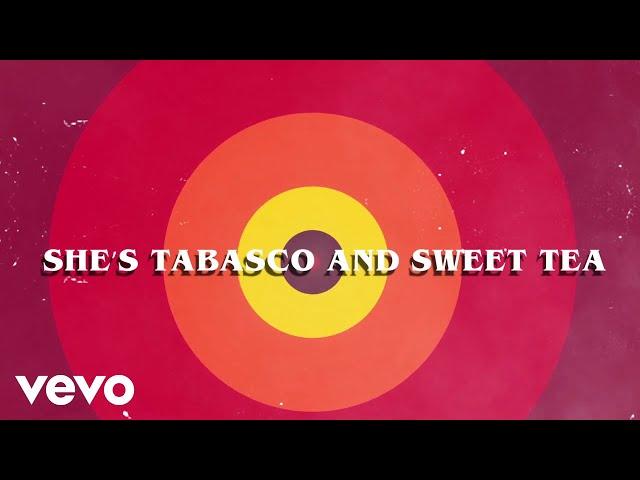 The Cadillac Three - Tabasco & Sweet Tea (Lyric Video)