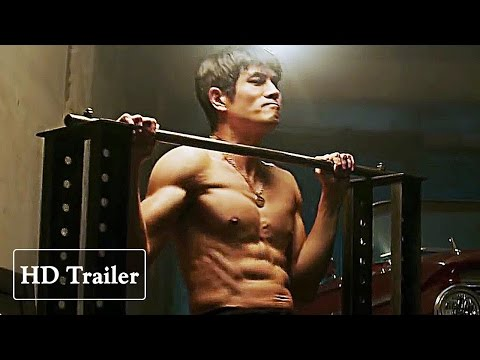 NEW Bruce Lee Movie - Birth of the Dragon...