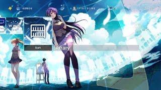 -Tricolour Lovestory- Dynamic Free PS4 Theme [JAPAN]