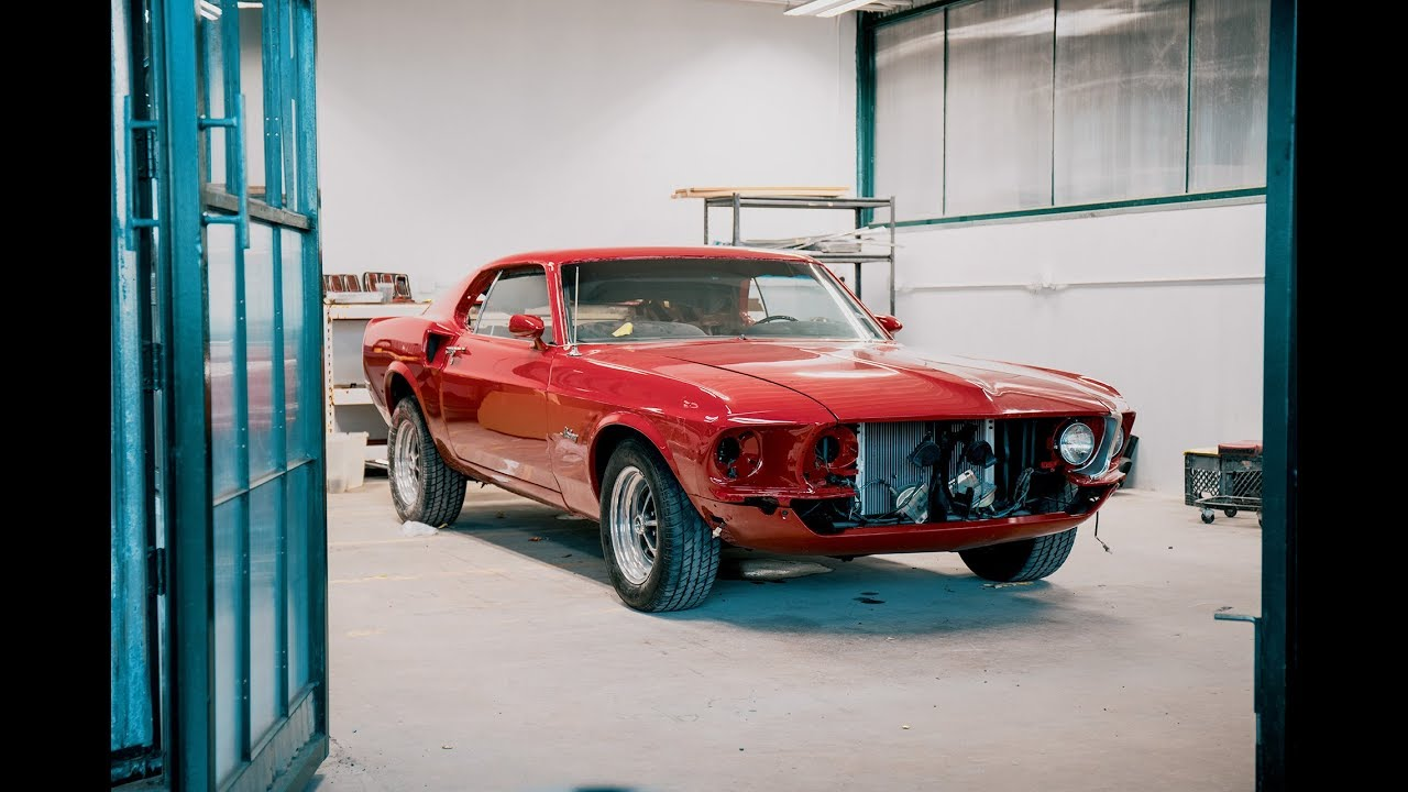 A Rough Road To Glory: Bob's 69' Ford Mustang Fastback