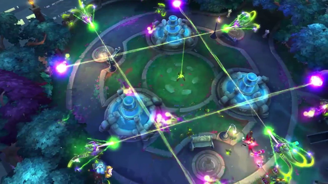 Invasion Star Guardian game mode from 2017