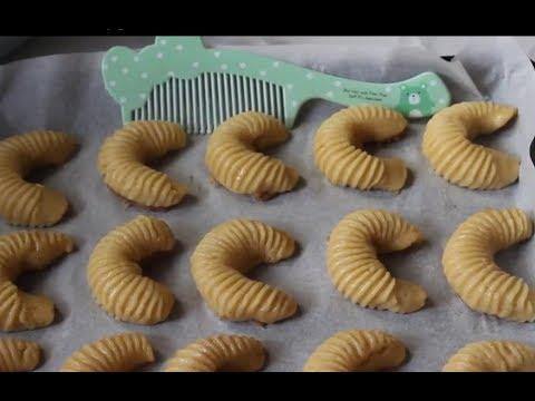 elmali kurabiyede olay sivi yağli görünüşü ve lezzeti şahane
