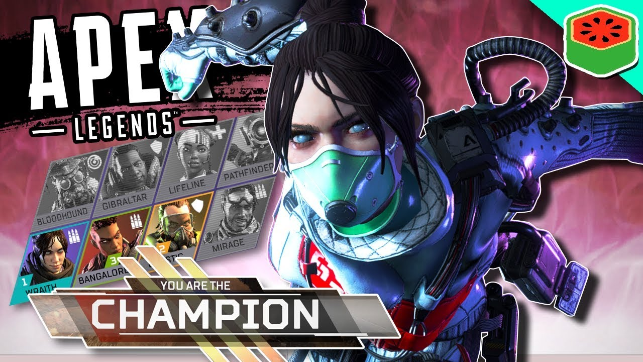 The BEST Character For EASY Wins!   Apex Legends (Battle Royale)