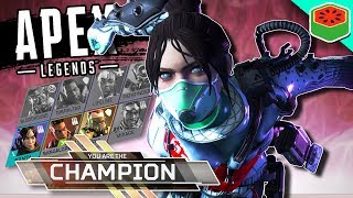 The BEST Character For EASY Wins! | Apex Legends (Battle Royale)