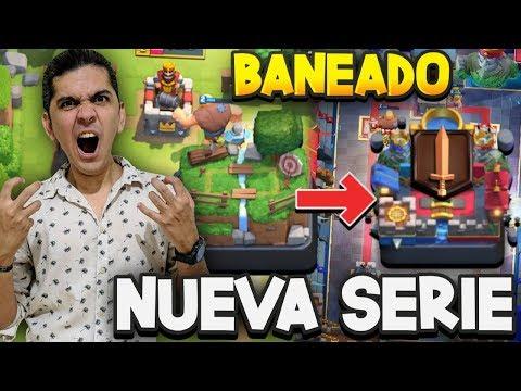 COPYRIGHT!! MAXEANDO NUEVA CUENTA GRANDES DESAFIOS! CLASH ROYALE