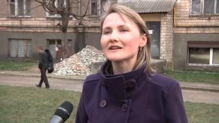 На Комарова відкрили дитячий майданчик