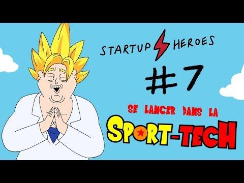 Sangoku lance Zaïan Corp - Startup Heroes #7
