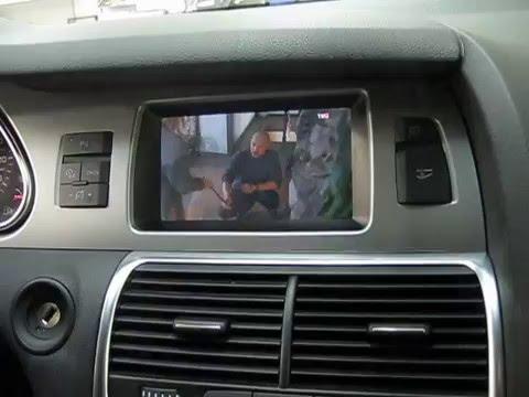 Реализация полнофункциональной мультимедиа системы для Audi Q7