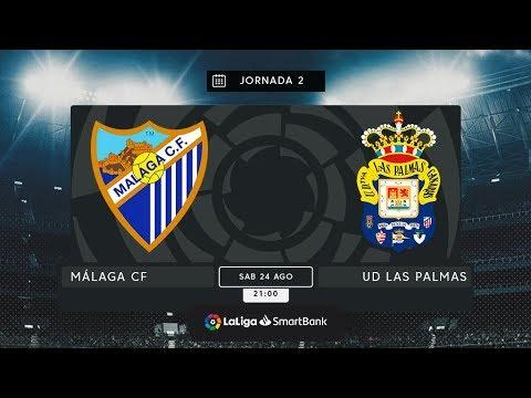 Málaga CF - UD Las Palmas MD2 S2100