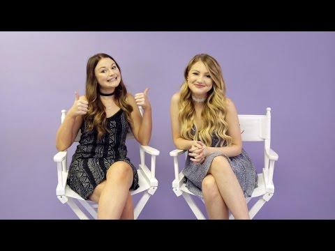 Brooke  Lolli Sorenson Reveal Sister Superlatives
