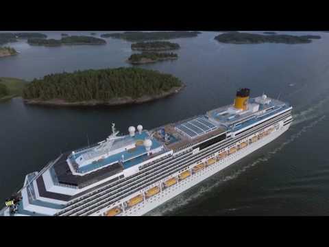 Costa Pacifica Cruise Ship