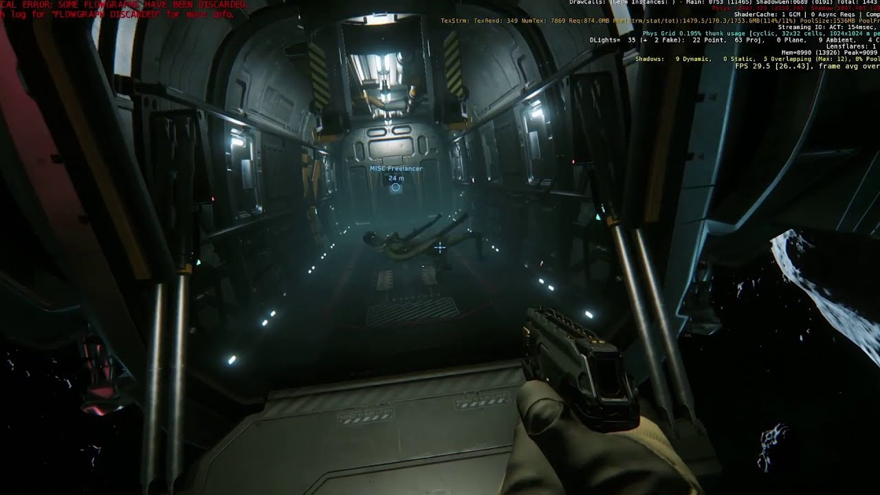 Star Citizen - media blowout, Chris Robert's new game | Page 441