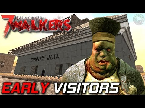 Early Visitors | WOTW MOD | 7 Days To Die...