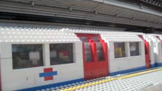 Lego London Underground