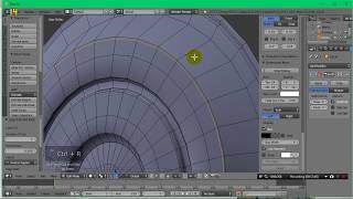 Blender Tutorial [] Membuat Wheel Dop Bus Di Blender
