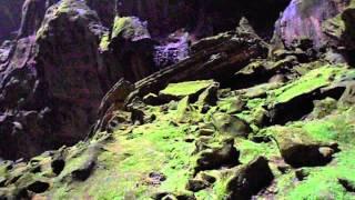 Misión-Expedición Intraterrestre; Descenso Sótano de las Golondrinas 2012. (1era Parte)