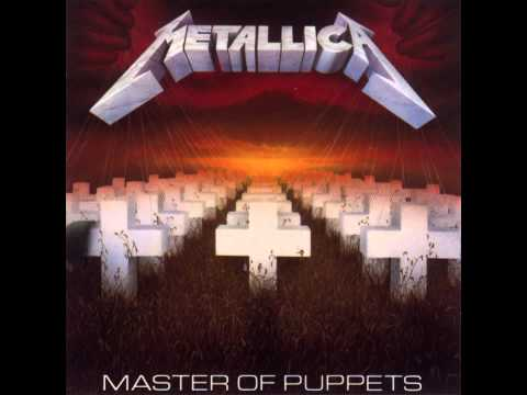 Metallica  Master of Puppets HQ