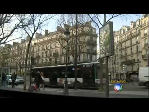 domingo espetacular Gretchen em Paris Domingo Espetacular encontra a rainha do rebolado na França 19