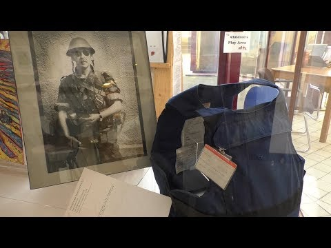 'War And Peace' Exhibition Launches At Surrey Heath Museum