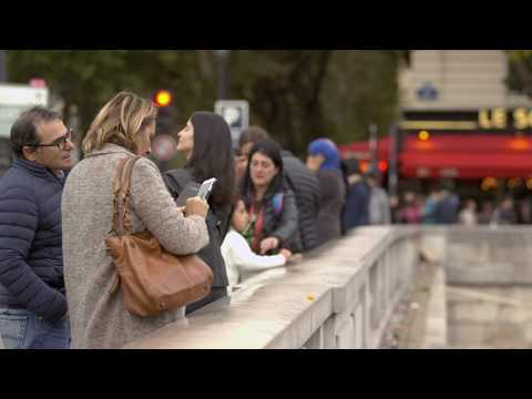 How Paris is working to attract back tourists - BBC Travel show