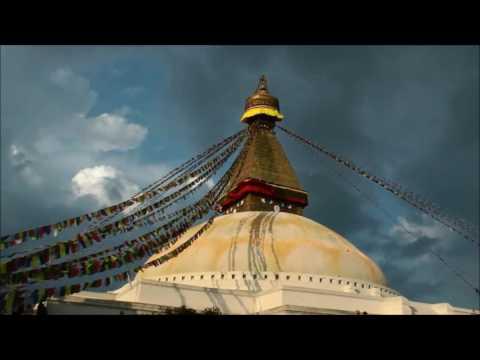 Pilgrimage to Nepal - 01 Arrival Baudhanath - 2015