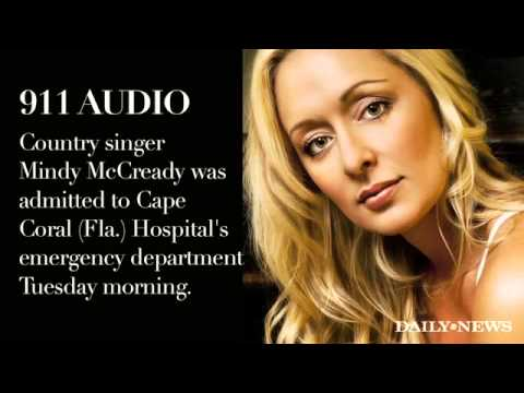 Country singer Mindy McCready dies 911 call audio