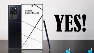 Samsung Galaxy Note 20 - GOOD …