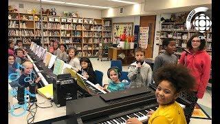 Giants - St Joseph Catholic School Grades 5 & 6 #CBCMusicClass