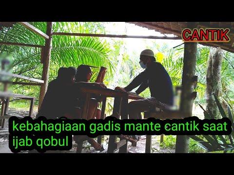 Detik Detik Tuwan Kali Nikakan Suku Mante Cantik