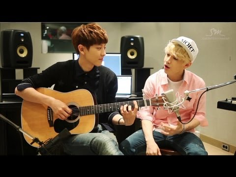 Henry 헨리 '1-4-3 (I Love You)' Acoustic Version with CHANYEOL of EXO
