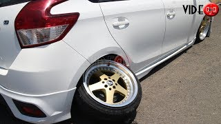 wow modifikasi Ceper yang extrem sodeng Auto Contest Pekan Otomotif sidrap