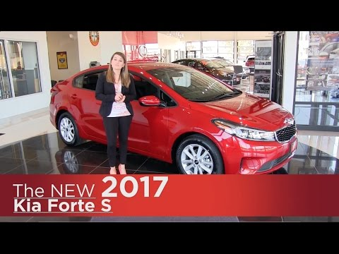 New 2017 Kia Forte S   Minneapolis, Brooklyn Park, Elk River, St Paul, St  Cloud MN   Review