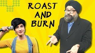 Funny Maheep Singh  roasts  Cute Neeti Palta | Comedy Munch