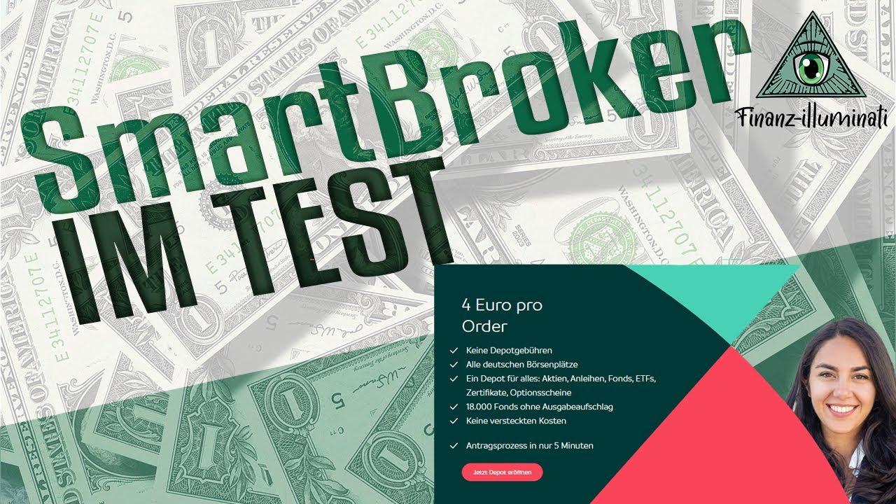 Smartbroker Test