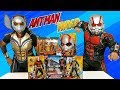 Ant Man and the Wasp Toy Challenge  !  || Toy Review || Konas2002