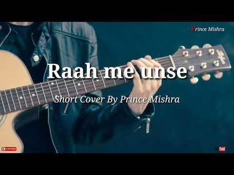 Raah me unse mulaqat ho gayi | Kumar Sanu | Short Cover By Prince Mishra | Ajay Dewgan |