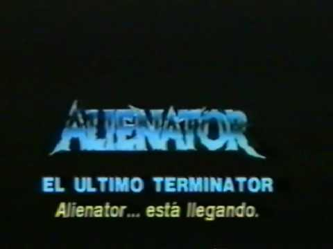 Random Movie Pick - Alienator (1990) Trailer YouTube Trailer