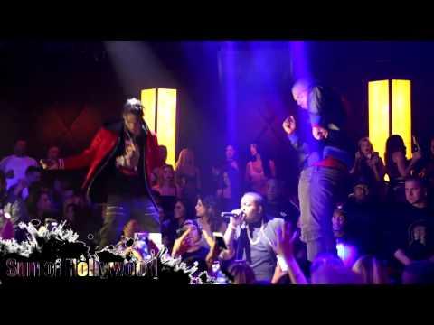 Sean Kingston Performs