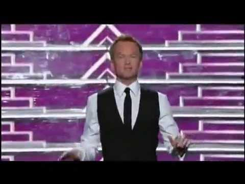 Neil Patrick Harris Surprise Musical Number in the Middle of the Emmys 2013