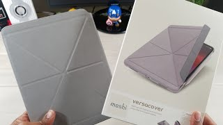 """Gambar cover Moshi VersaCover Review for iPad Pro 11""""..."""