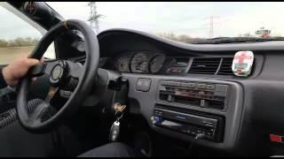 Nitrous Honda civic 75 shot