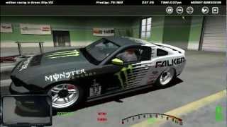 Montando e Testando um Shelby GT500 no slrr
