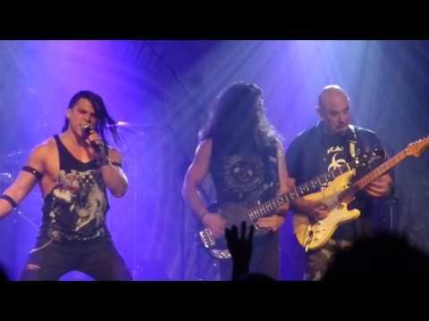 Saratoga - Volverá (Stage Live Bilbao 19/11/2016)