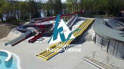 Ouverture de la piscine du lac de Saint-Pardoux