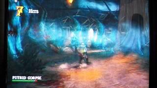 """Mortal Kombat Shaolin Monks: Guía [4] // """"El Bosque Viviente"""" P1 Monedas Incluidas"""