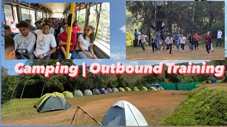 Camping | Outbound Traİning | College Life | Tibetan Vlogger |