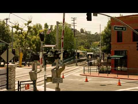 Hollywood to Santa Monica - A Timelapse Journey