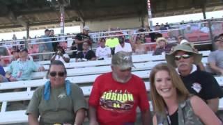 Saturday at Texas Motor Speedway