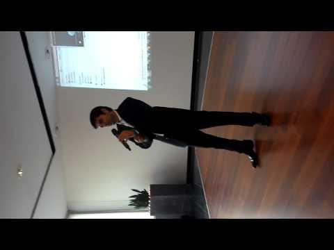 Pani Da With Karaoke by Aniruddha Patki, in Hague, Netherlands