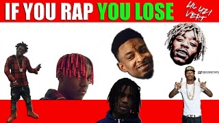 If You Rap You Lose (Part 1)